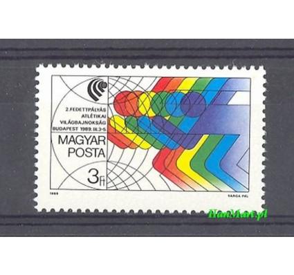 Znaczek Węgry 1989 Mi 4010 Czyste **