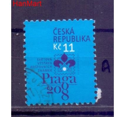 Znaczek Czechy 2007 Mi mpl511a Stemplowane
