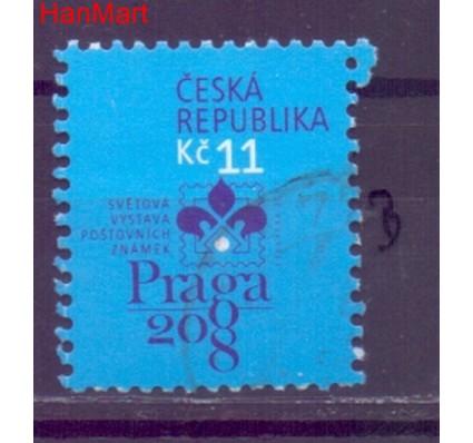 Czechy 2007 Mi mpl511b Stemplowane