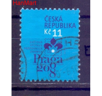 Czechy 2007 Mi mpl511e Stemplowane