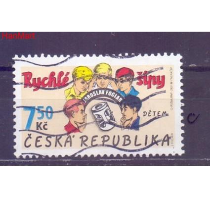Znaczek Czechy 2007 Mi mpl517c Stemplowane