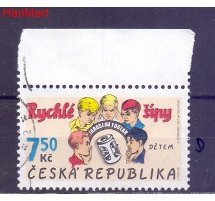 Czechy 2007 Mi mpl517d Stemplowane