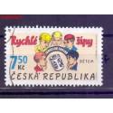 Czechy 2007 Mi mpl517e Stemplowane