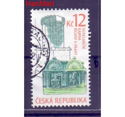 Czechy 2007 Mi mpl521b Stemplowane