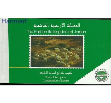 Znaczek Jordania 2000 Mi mh1755-1760 Czyste **