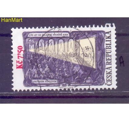 Czechy 2007 Mi mpl524a Stemplowane