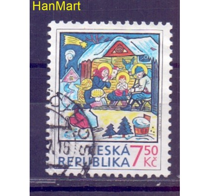 Czechy 2007 Mi mpl535h Stemplowane
