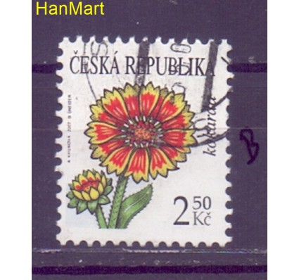 Czechy 2007 Mi mpl536b Stemplowane
