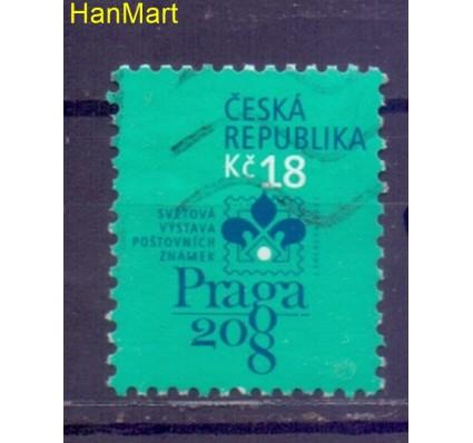 Czechy 2007 Mi mpl538c Stemplowane