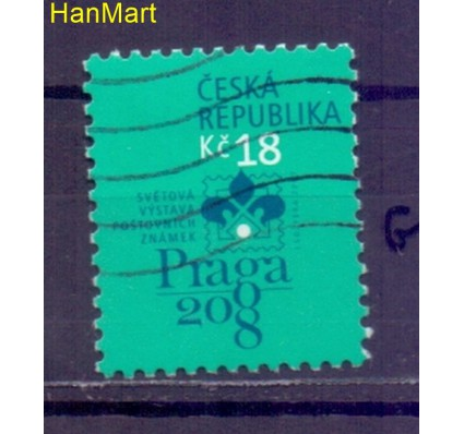 Czechy 2007 Mi mpl538g Stemplowane