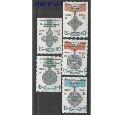 Ukraina 1997 Mi 210-214 Czyste **
