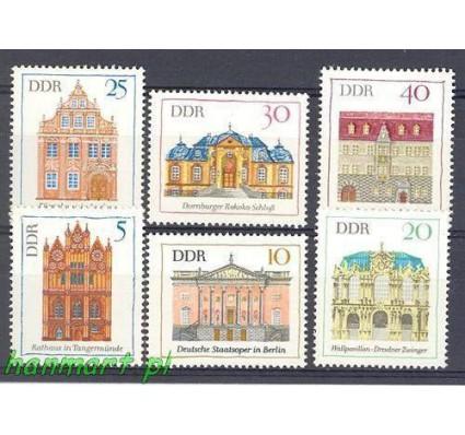 NRD / DDR 1969 Mi 1434-1439 Czyste **