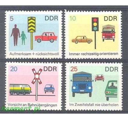 NRD / DDR 1969 Mi 1444-1447 Czyste **