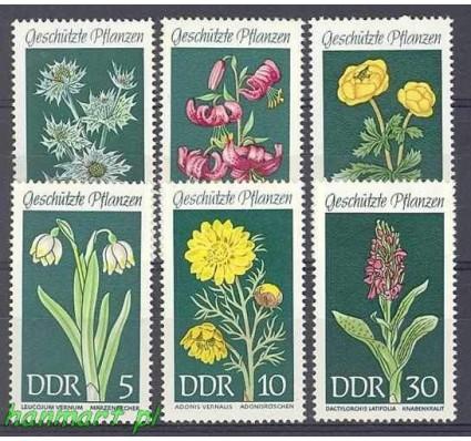 Znaczek NRD / DDR 1969 Mi 1456-1461 Czyste **