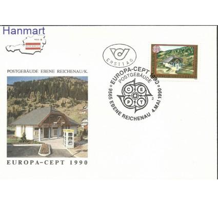 Znaczek Austria 1990 Mi 1989 FDC