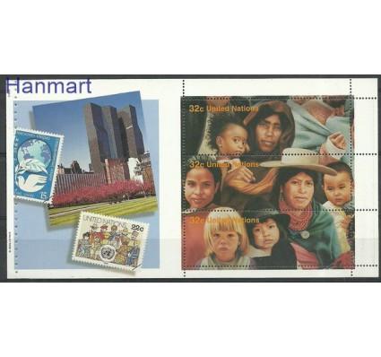 Narody Zjednoczone Nowy Jork 1995 Mi h-blatt3 Czyste **
