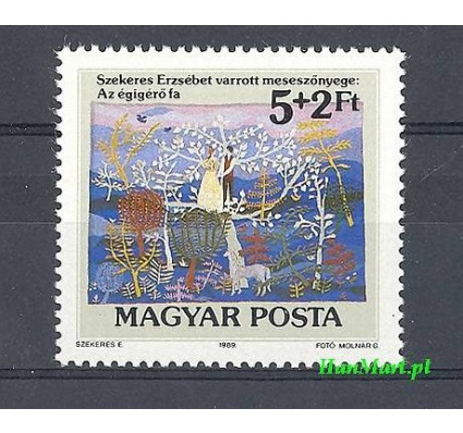 Węgry 1989 Mi 4014 Czyste **