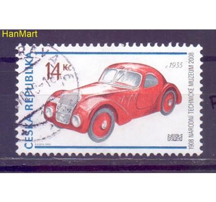 Czechy 2008 Mi mpl556f Stemplowane