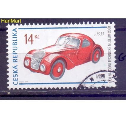 Czechy 2008 Mi mpl556g Stemplowane