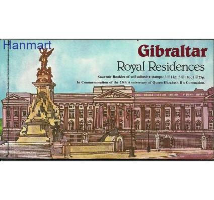 Znaczek Gibraltar 1978 Mi mh 375-377B Czyste **