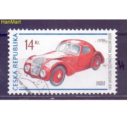 Czechy 2008 Mi mpl556h Stemplowane