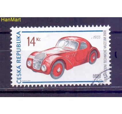 Czechy 2008 Mi mpl556i Stemplowane