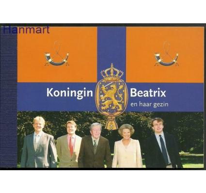 Znaczek Holandia 2004 Mi mh 65 Czyste **