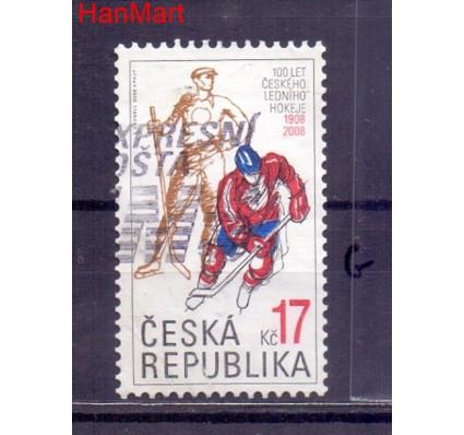 Czechy 2008 Mi mpl558g Stemplowane