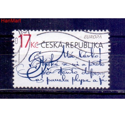 Czechy 2008 Mi mpl559 Stemplowane