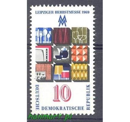 Znaczek NRD / DDR 1969 Mi 1494 Czyste **