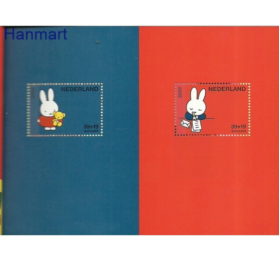 Holandia 2005 Mi mh 69 Czyste **