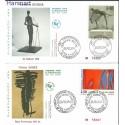 Francja 1993 Mi 2943-2944 FDC