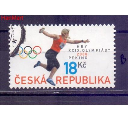 Czechy 2008 Mi mpl568b Stemplowane