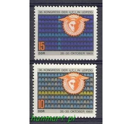 NRD / DDR 1969 Mi 1515-1516 Czyste **