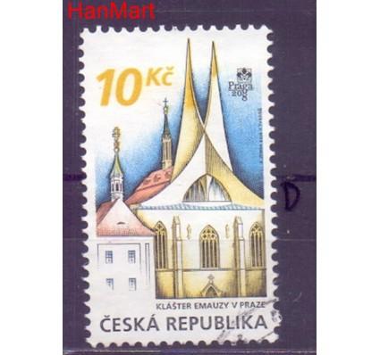 Czechy 2008 Mi mpl570d Stemplowane