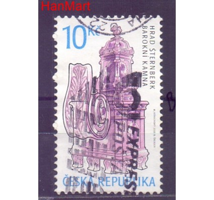 Czechy 2008 Mi mpl575b Stemplowane