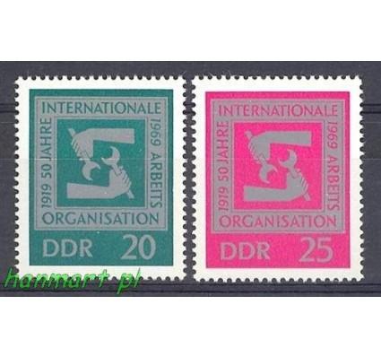 NRD / DDR 1969 Mi 1517-1518 Czyste **