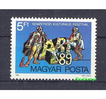 Węgry 1989 Mi 4018 Czyste **