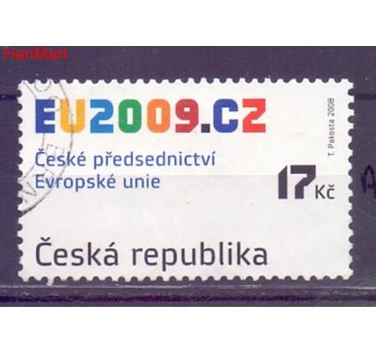 Czechy 2008 Mi mpl583a Stemplowane