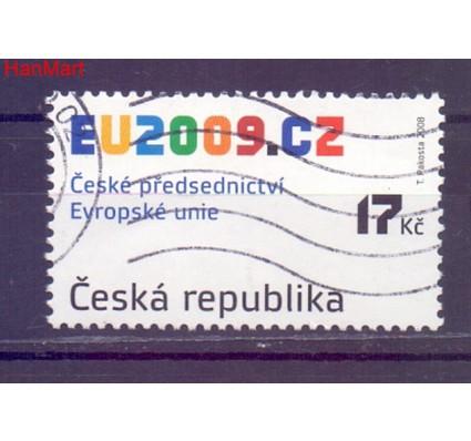 Czechy 2008 Mi mpl583e Stemplowane