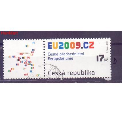 Czechy 2008 Mi mplzf583d Stemplowane