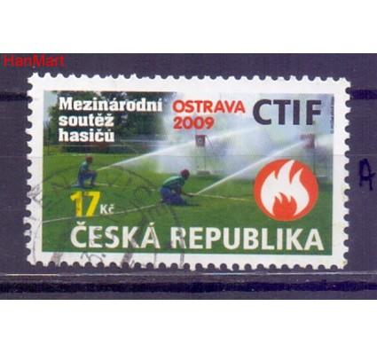 Czechy 2009 Mi mpl601a Stemplowane