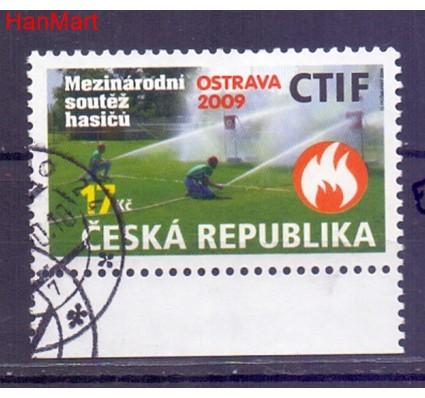 Czechy 2009 Mi mpl601e Stemplowane