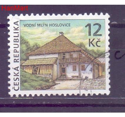 Czechy 2009 Mi mpl608c Stemplowane