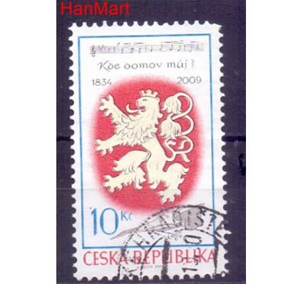 Czechy 2009 Mi mpl609h Stemplowane