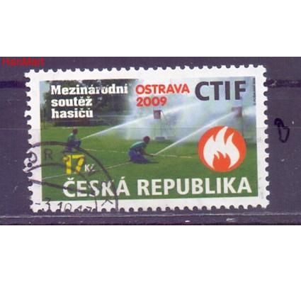 Czechy 2009 Mi mpl601b Stemplowane