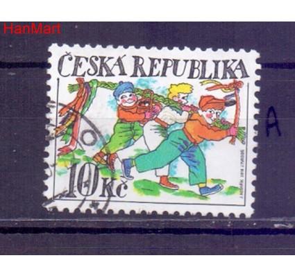 Znaczek Czechy 2010 Mi mpl623a Stemplowane