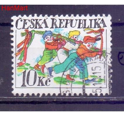 Znaczek Czechy 2010 Mi mpl623e Stemplowane
