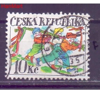 Znaczek Czechy 2010 Mi mpl623f Stemplowane