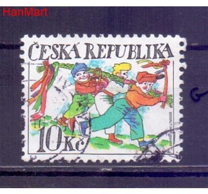 Znaczek Czechy 2010 Mi mpl623g Stemplowane